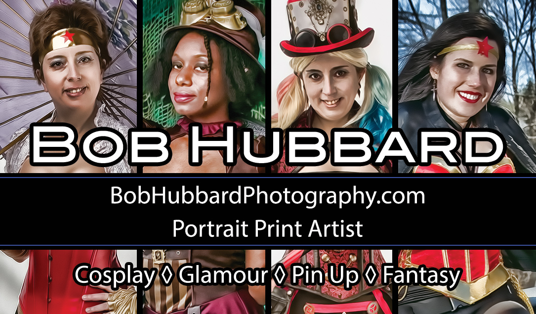 Bob Hubbard, Cosplay Photographer