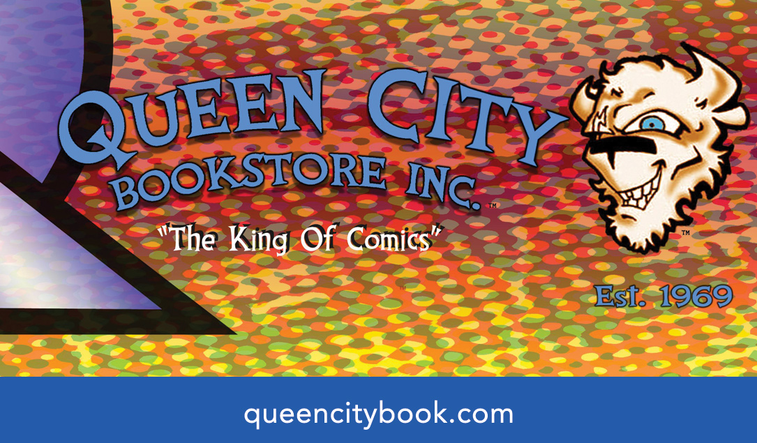 Queen City Bookstore