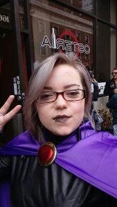 Raven (Teen Titans - DC)