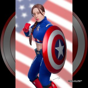 American Dream (Avengers – Marvel)