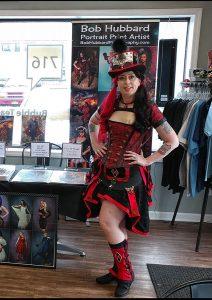Steampunk Harley: Steampunk Harley Quinn