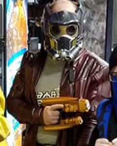 Star Lord (Guardians of the Galaxy – Marvel)