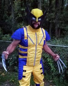 Wolverine (Uncanny X-Men – Marvel)