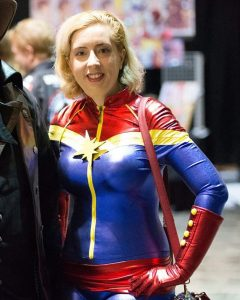 Captain Marvel (Avengers – Marvel)