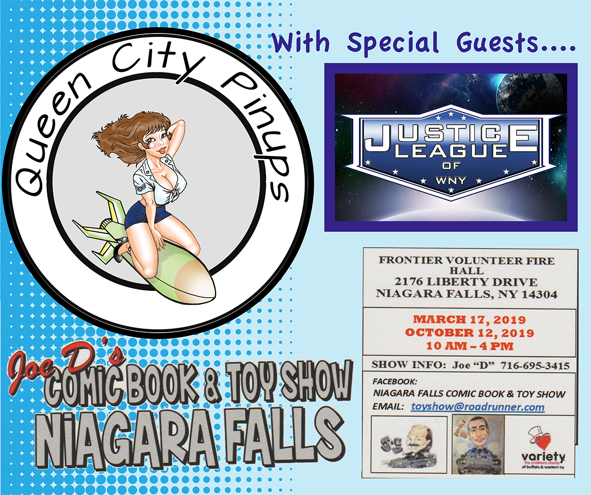 Niagara Falls Comic Book & Toy Show