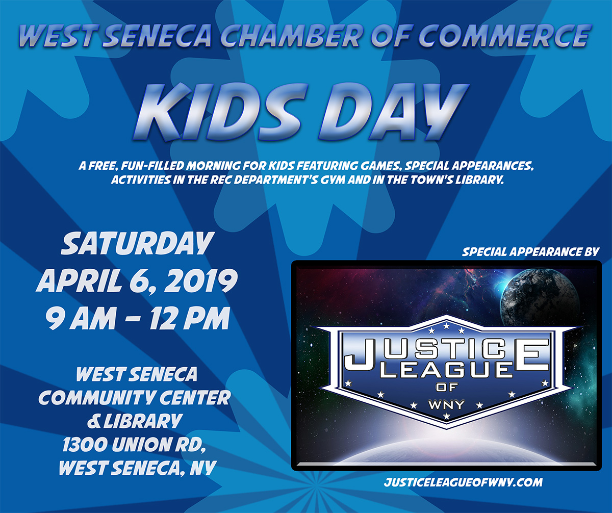 West Seneca Kids Day 2019