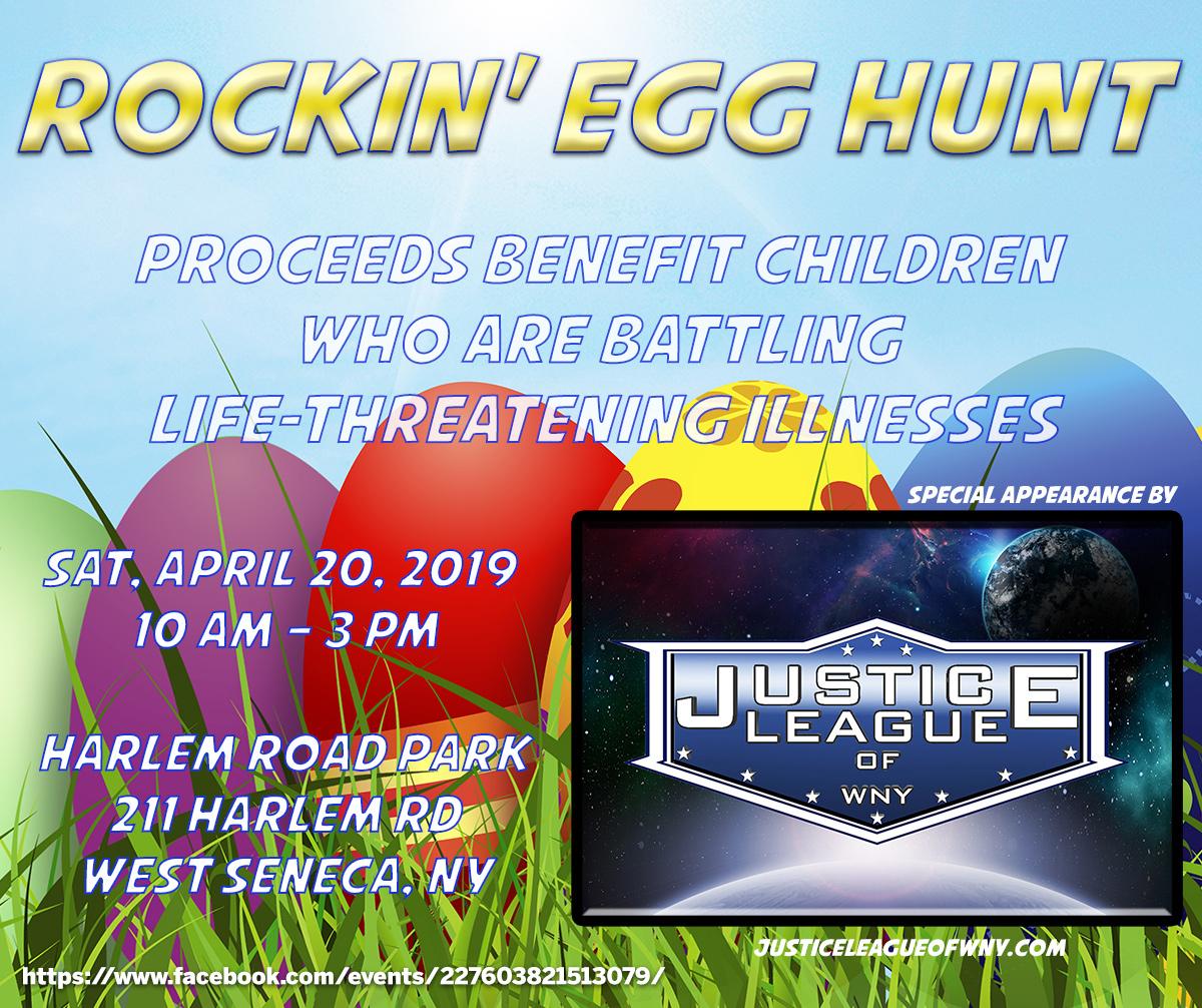 Rockin Easter Egg Hunt