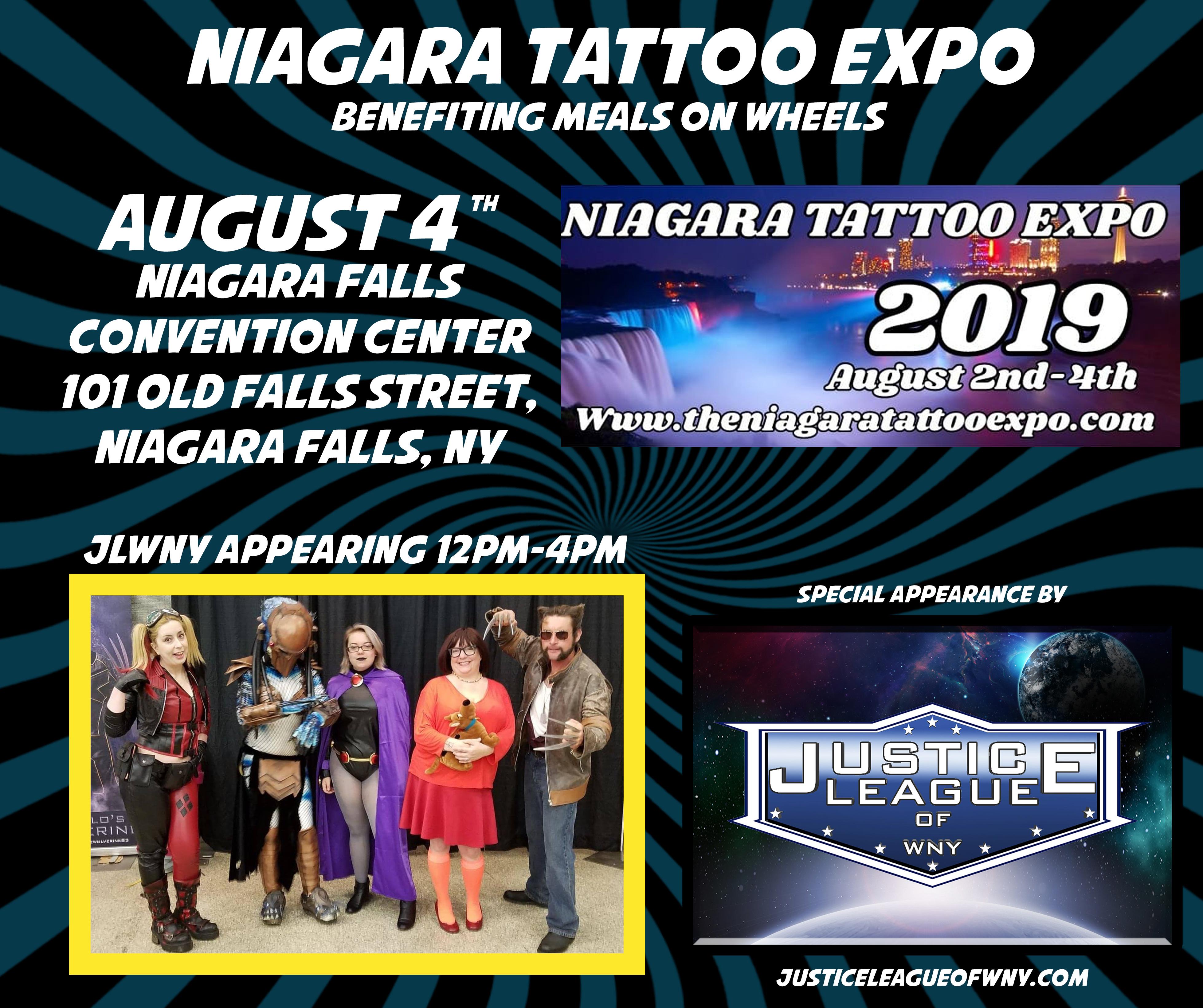 Niagara Tattoo Expo