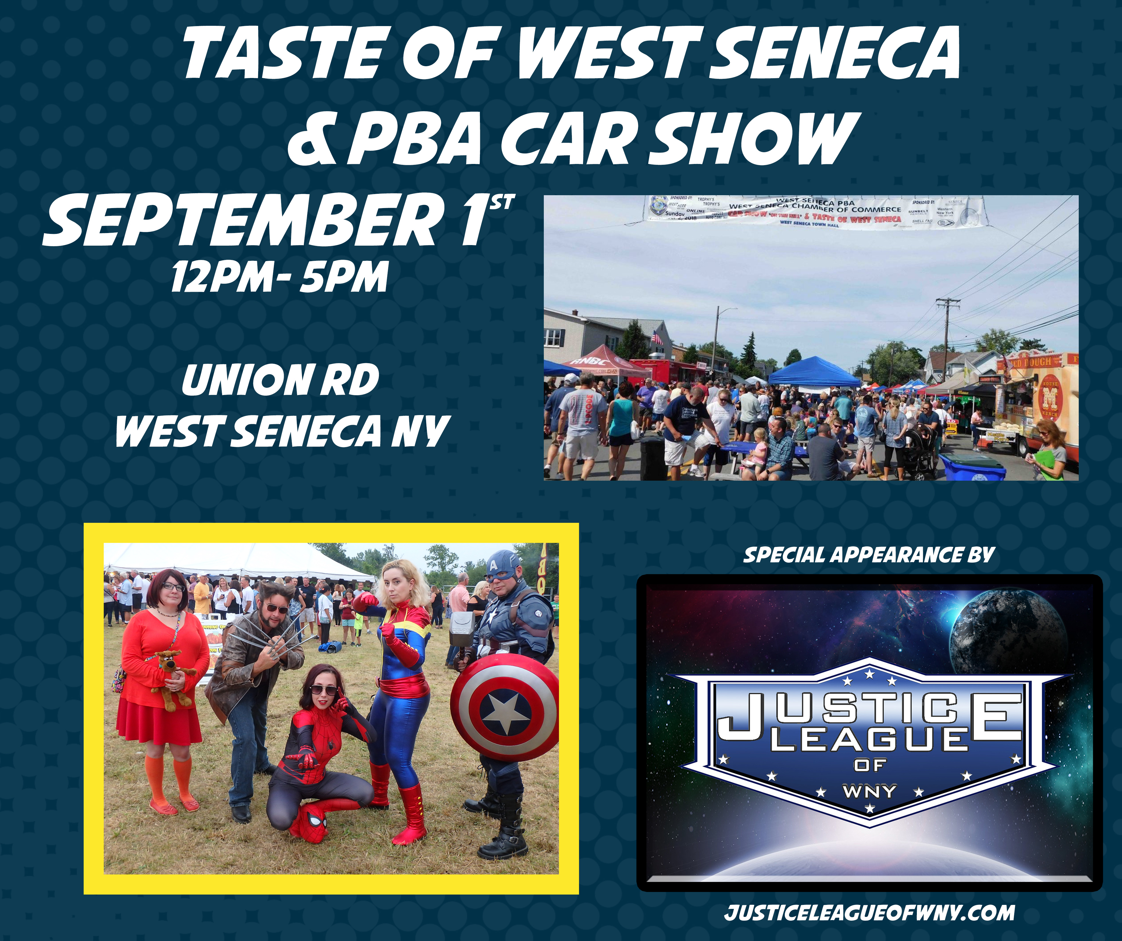 Taste of West Seneca